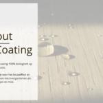 Permanente Nano Coating, beschermt tegen corrosie.