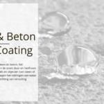 Nano Coating – impregneermiddel voor steen